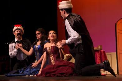 Così fan tutte en el Teatro Lírico del Parque del Conocimiento (Posadas)