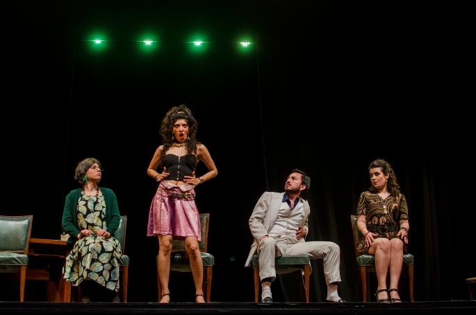Cía de Ópera del DAMus | Foto: Noelia Pirsic