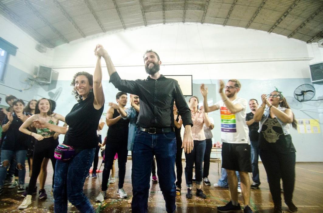 Ópera en el Liceo 9 | Foto: Noelia Pirsic