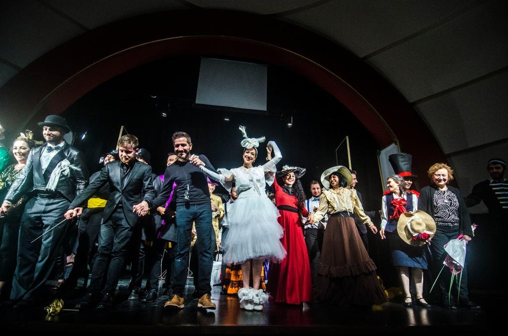 La compañía fundada por Marta Blanco celebra su aniversario con la ópera 'Il Cappello di Paglia di Firenze' de Nino Rota en el Teatro Empire.